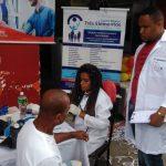 Ação social – Centro Médico Três Elementos